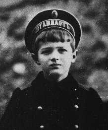 Alexei Nikolaevich - Alexei Romanov(12 August 1904 — 17 July 1918)