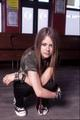 Alissa Brunelli photoshoot – 2002