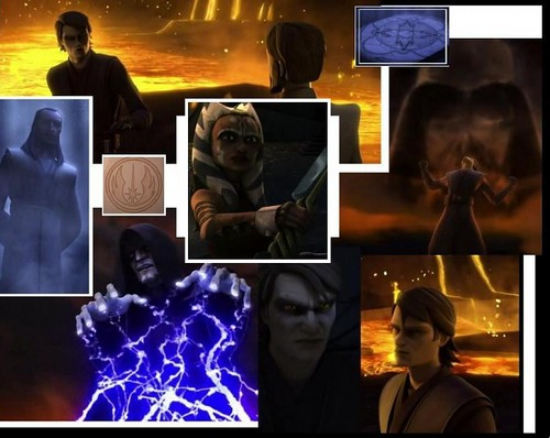 Clone wars Anakin skywalker wallpaper containing anime titled Anakin