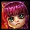 Annie The Dark Child - league-of-legends Icon
