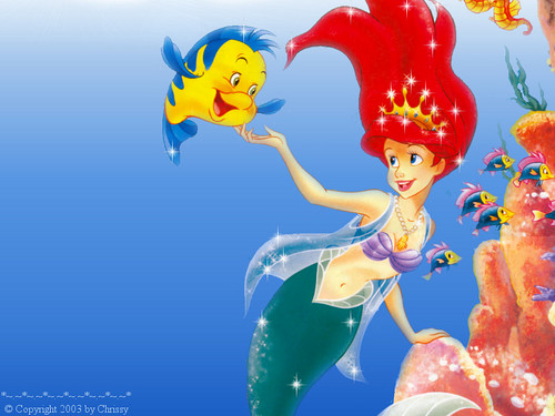 Ariel fondo de pantalla