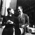 Audrey and William Holden