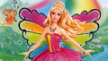 búp bê barbie Fairytopia Magic Of The cầu vồng