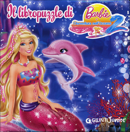 Barbie in a Mermaid Tale 2 book