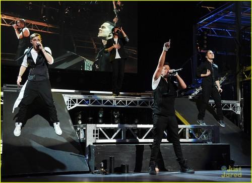 Big Time Rush: Radio City Musik Hall konzert