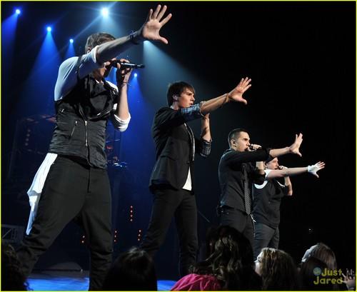 Big Time Rush: Radio City 音乐 Hall 音乐会