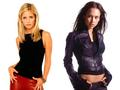 Buffy Summers And Max Guevara