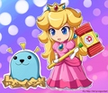 CUTE peach, pichi