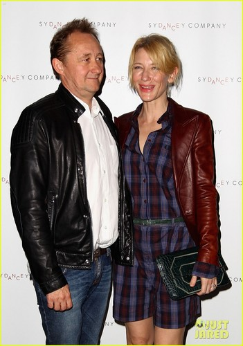 Cate Blanchett & Andrew Upton: '2 One Another' Opening Night