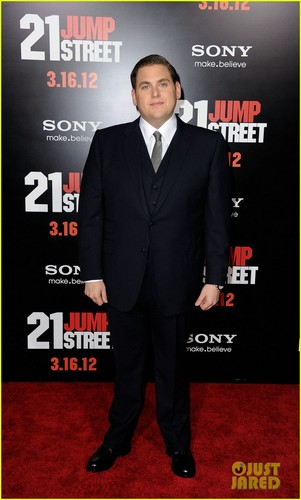 Jonah Hill images Jonah Hill Premiere '21 Jump Street' in L.A. HD wallpaper and background photos
