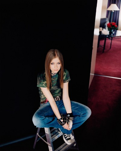 Chris Buck photoshoot – 2002