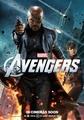 Cobie - Avengers Poster