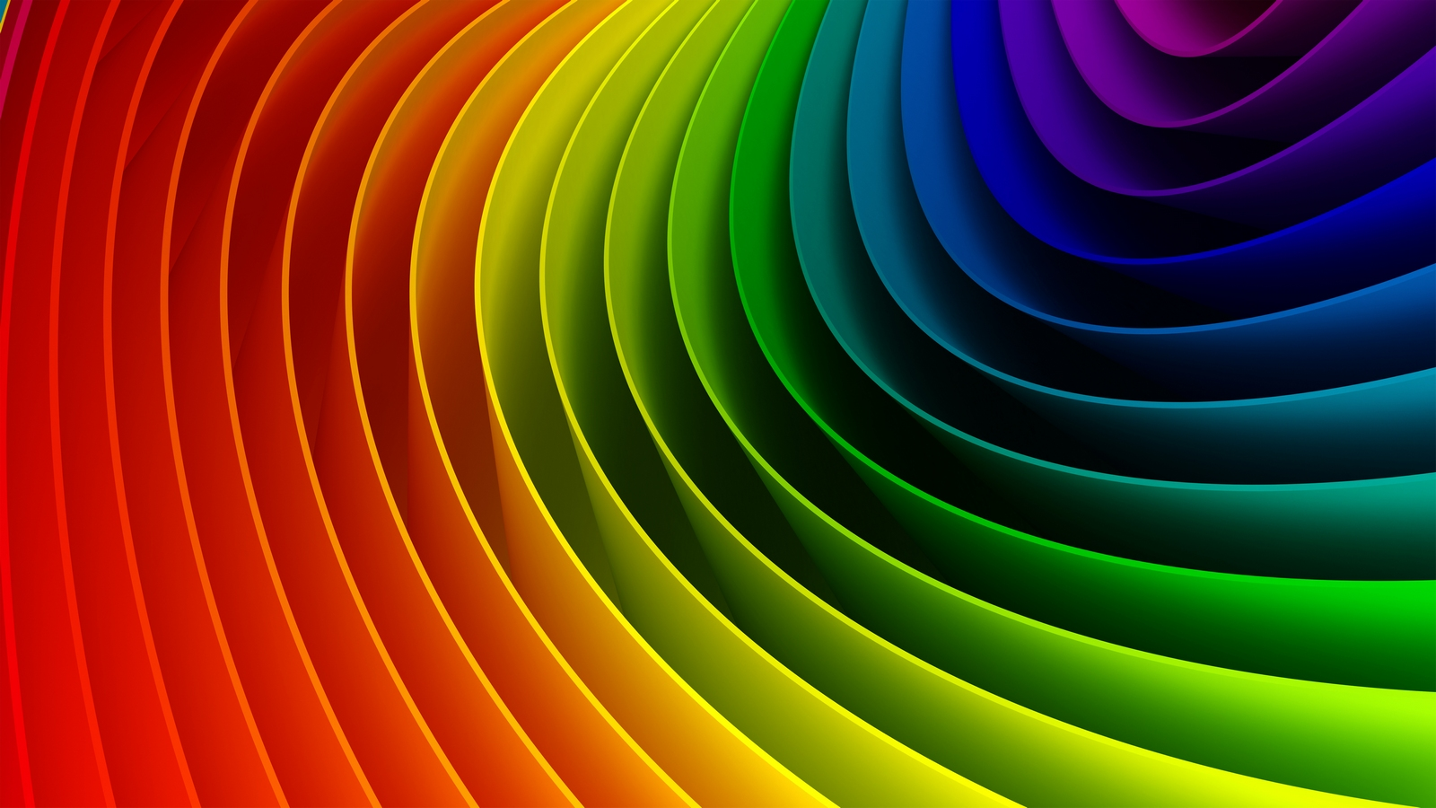 Colourful Stripes Colors Wallpaper 29701480 Fanpop Pictures In Color