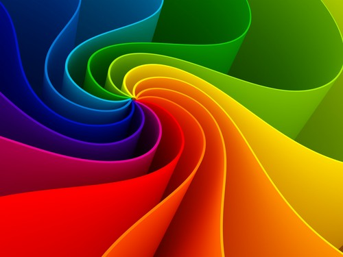 Colors wallpaper titled Colourful stripes