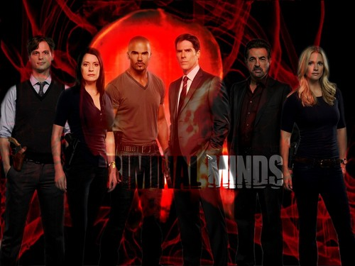SSA Aaron Hotchner پیپر وال with a کنسرٹ titled Criminal Minds Season Five