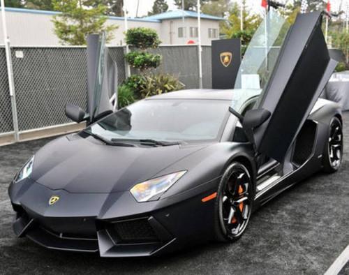 Cristino's Lamborghini