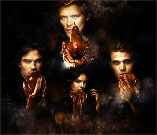 Damon & Klaus