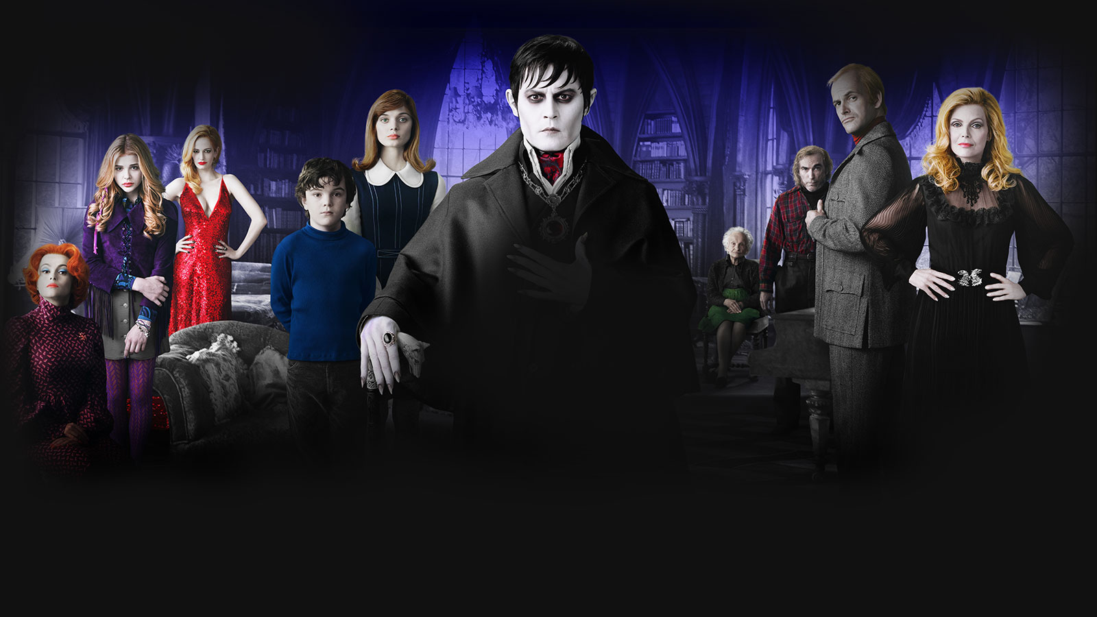 Dark Shadows 2012 - Movies Wallpaper (29774222) - Fanpop Nightmare Before Christmas Jack