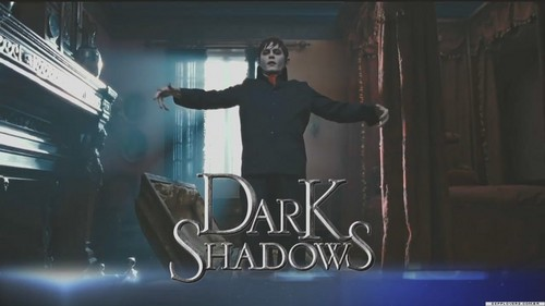 Tim Burton's Dark Shadows wallpaper probably with a sign called Dark Shadows :D