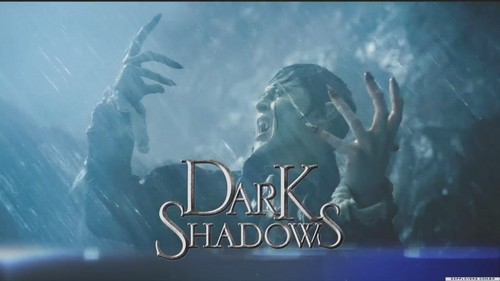 Tim Burton's Dark Shadows wallpaper possibly containing a sign titled Dark Shadows :D