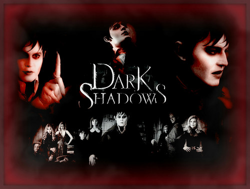 Dark Shadows arte dos fãs