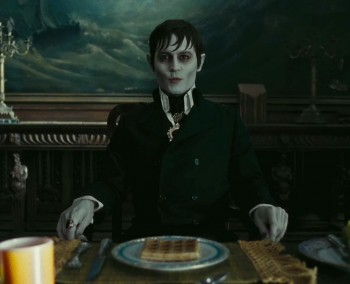 Tim Burton's Dark Shadows wallpaper possibly with a coffee break and a brasserie titled Dark Shadows