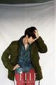 Donghae for ELLE magazine
