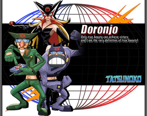 Doronjo, Tonzura, and Boyacky