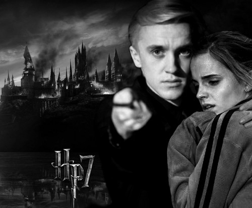 Dramione: I Promised To Protect bạn