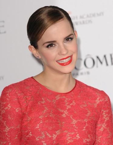 Emma Watson at BAFTA'S