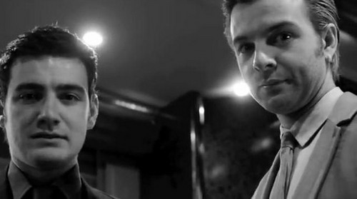 Emmet Cahill wallpaper titled Emmet & Keith Behind the Scenes