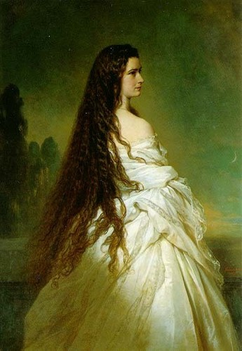 Empress Elisabeth of Ausria