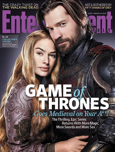 Entertainment Weekly's Game Of Thrones Photos - lena-headey Photo