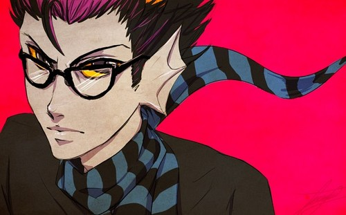 Eridan Ampora wallpaper with anime called Eridan Ampora