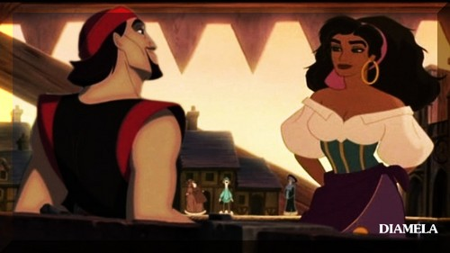 Esme and Sinbad