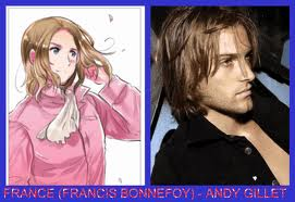 Francia look_a_like