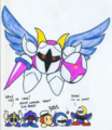 Galacta Knight - kirby photo