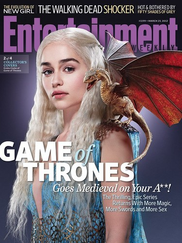 Game of Thrones- EW Cover - game-of-thrones Photo