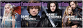 Game of Thrones- EW Covers - game-of-thrones photo
