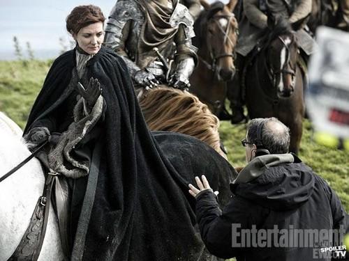 Catelyn Stark- BTS
