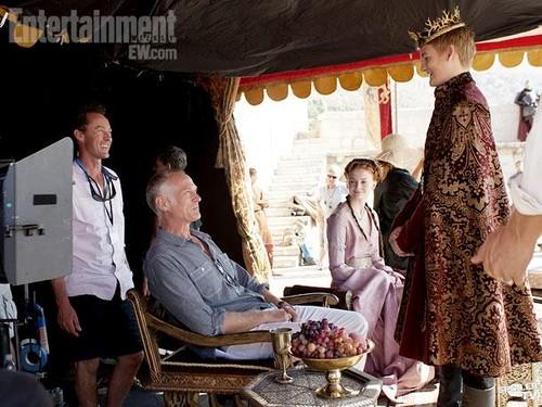 Joffrey & Sansa- Bangtan Boys
