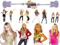 Hannah Montana Season 1,2,3,4