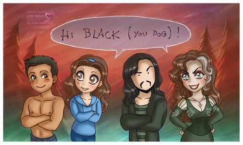Harry Potter vs. Twilight