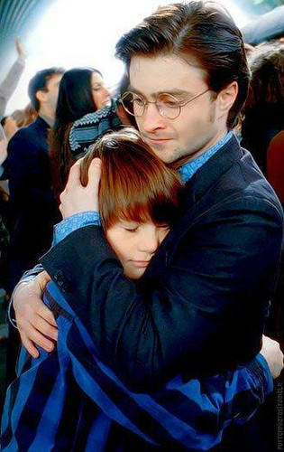 Harry and his son.