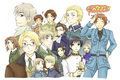 Hetalia :3 - harpaw8 photo
