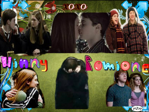 Hinny and Ramione