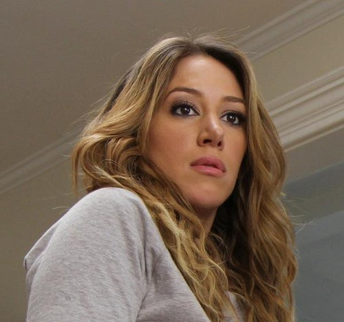 Haylie Duff wallpaper with a portrait titled início Invasion