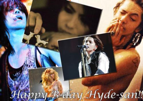 Hyde দেওয়ালপত্র