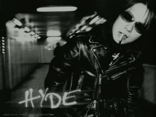 Hyde wallpaper