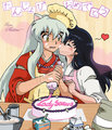 Inuyasha and Kagome _ Forever (love) - inuyasha-and-ranma-1-2 fan art